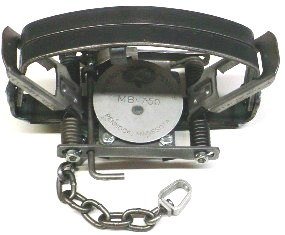 MB-750 Beaver Coil Spring Trap MB750