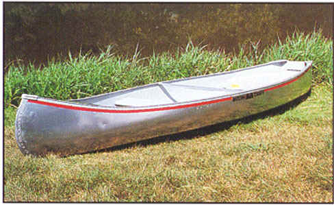 Michicraft L-12 Square Stern Canoe L12SQ