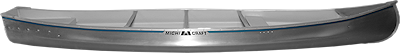 Michicraft T-16 Sq. Stern Canoe T16Sq