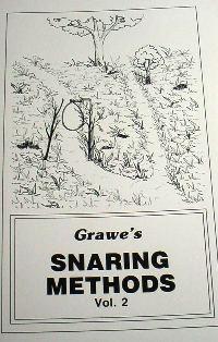Grawe's Snaring Methods Vol 2 GrawesSnarmet13