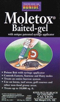 Moletox Baited Gel / Size 3 Ounce By Bonide Products Inc moletox693