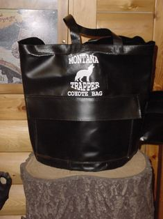 Montana Trapper Coyote Bag montanacoy12