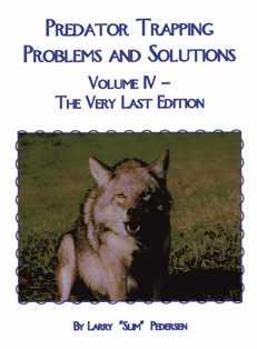 Predator Trapping Problems Solutions Volume IV Book #ptpsiv