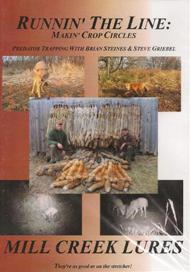 """Brian Steines & Steve Griebel's """"Runnin' The Line: Makin' Crop Circles"""" DVD #SW19205"""