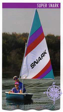 Super Snark Sailboat #ASB114