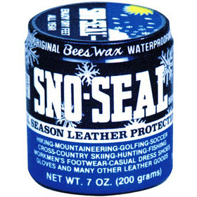 SNO SEAL Leather Protector - 8oz. #4001-1