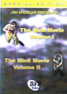 Jim Spencer The Mink Movie DVD Vol. 1 & 2 #2007js