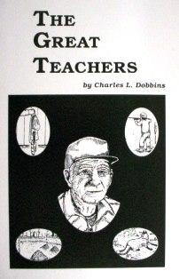 The Great Teachers Book by Charles Dobbins cdobbinsbook05