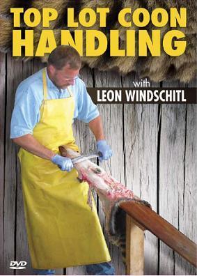 """Leon Windschitl's """"Top Lot Coon Handling"""" DVD #toplot13"""