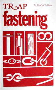 Trap Fastening Book by Charles Dobbins #cdobbinsbook02