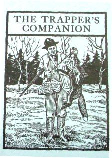 The Trapper Companion  596