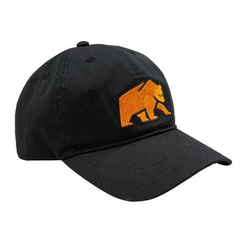 Berne Bear Ball Cap #H147BK