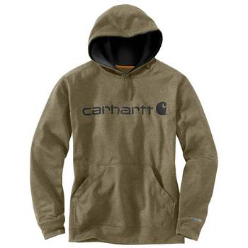 Carhartt Force Extremes Signature Graphic Hooded Sweatshirt #102314-315