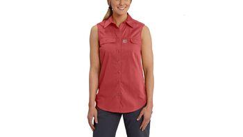Carhartt Women's Force Ridgefield Shirt #102478