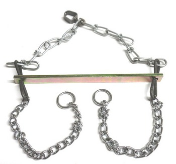 Heavy Duty Chain Skinning Gambrel #HDGambrel