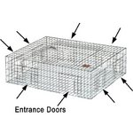 Safeguard� Bird/Pigeon Traps 53490BT