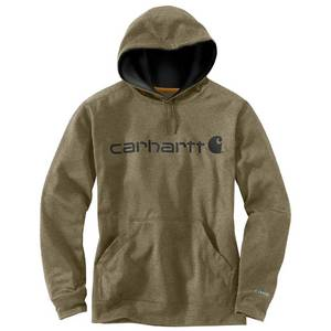 Carhartt Force Extremes Signature Graphic Hooded Sweatshirt 102314-315