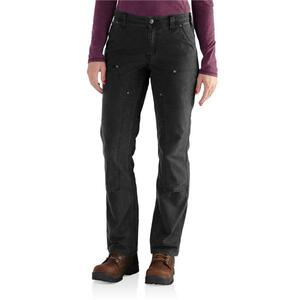 Carhartt Women's Rugged Flex Loose Fit Canvas Double-Front Work Pant 102323