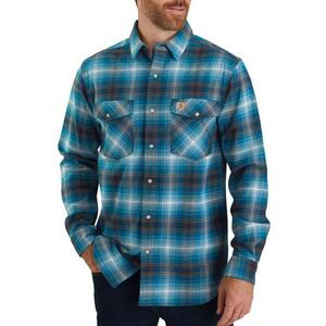 Carhartt Rugged Flex� Relaxed Fit Flannel Shirt 104449
