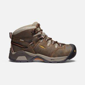 KEEN Men's Detroit XT Waterproof Boot (Soft Toe) 1020039