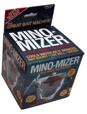 Mino-Mizer� Combo-Box (Mino-Mizer and 12volt converter) 00047-6