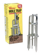 Victor� 0645 Mole Trap Spear Style 0645
