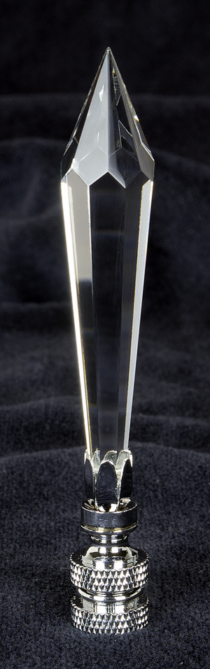 0225 Clear Fine Glass Tower 0225