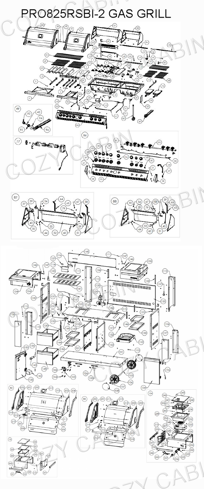 Traeger Grill Wiring Diagram on