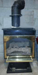 Natural Vent Gas Stove (GS3500) GS3500