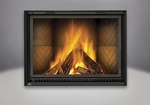 High Country Low Mass Wood Burning Fireplace (NZ8000) NZ8000