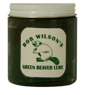 Bob Wilson's Green Beaver Lure #wilson12
