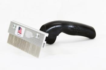 Decker Extra Large Fur Comb #75-9