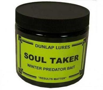 Dunlap's Soul Taker Winter Predator Bait #DSTWPB