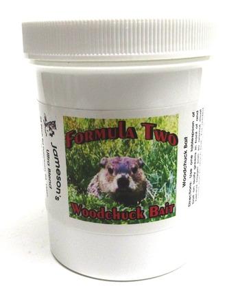 Jameson's Formula Two Woodchuck Paste Bait #NNCJF2B8