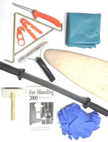 Standard Fur Handling Kit #0092019-0