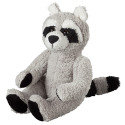 "10"" Curly Critter Raccoon #TB05"