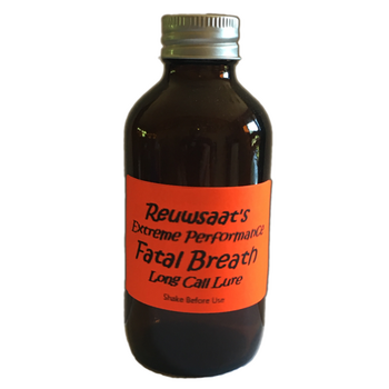 Reuwsaat's Fatal Breath Long Distance Call Lure #002618RFBLDC