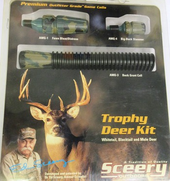 Ed Sceery Trophy Deer Kit #00356-7