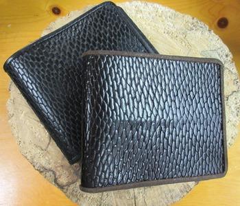 Men's Authentic Beaver Tail Wallet #abtwallet