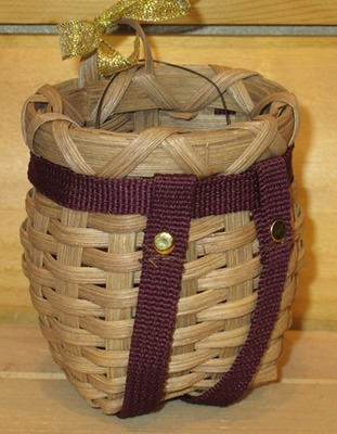 Wilcor HandCrafted Pack Basket #GFT9905