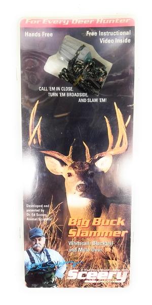 Ed Sceery Big Buck Slammer 91801-00354