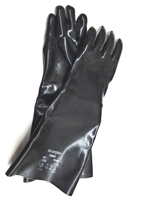 Ansell Edmont Elbow Gauntlets  ew18inG