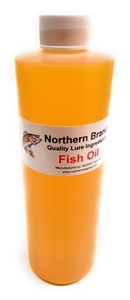 NEW CLEAR GRADE NORTHERN FISH OIL 814