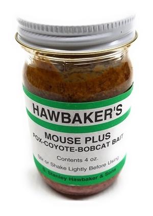 Hawbaker's Mouse PLUS Bait - 4oz. HMPB4