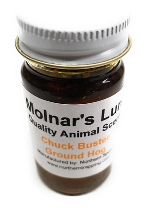 Molnar's Chuck Buster Ground Hog Lure MCBGHL1