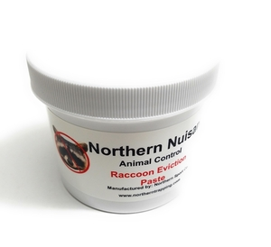 """NNC """"Get Out"""" Raccoon Eviction PASTE 4oz. NNCREF4"""
