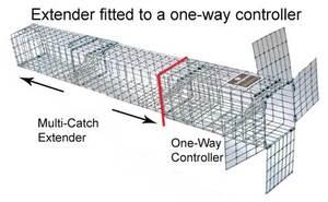 Safeguard 53820 Multi-Catch Extender - Small 53820