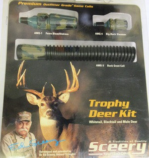 Ed Sceery Trophy Deer Kit 00356-7