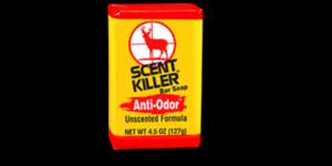 Wildlife Research Scent Killer� Bar Soap WRSKBS4