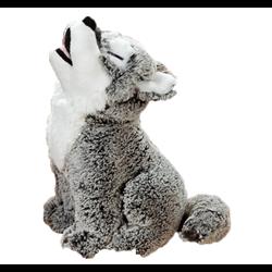 Stuffed Animal House - Howling Wolf hw01